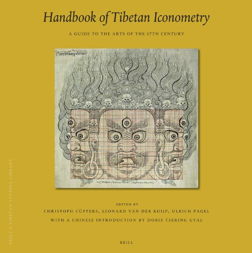 9789004180147: Handbook of Tibetan Iconometry: A Guide to the Arts of the 17th Century (Brill's Tibetan Studies Library) (English and Chinese Edition)