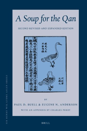 9789004180208: A Soup for the Qan: Chinese Dietary Medicine of the Mongol Era As Seen in Hu Sihui's Yinshan Zhengyao (Sir Henry Wellcome Asian)