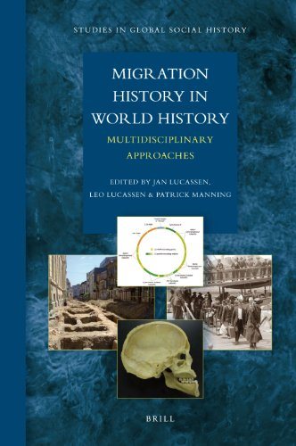 9789004180314: Migration History in World History (Studies in Global Social History)