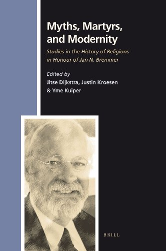 9789004180895: Myths, Martyrs, and Modernity (Numen Books: Studies in the History of Religions)