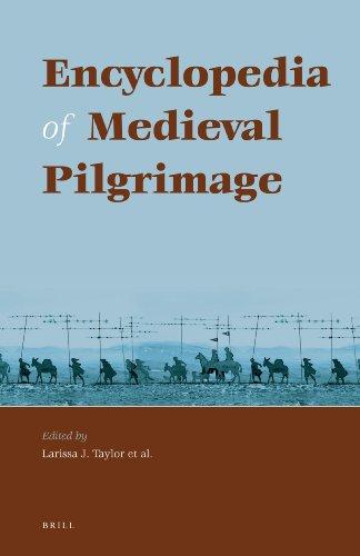 9789004181298: Encyclopedia of Medieval Pilgrimage