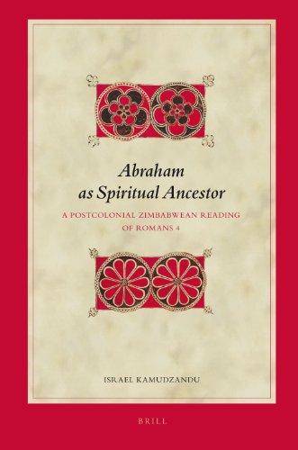9789004181649: Abraham as Spiritual Ancestor (Biblical Interpretation)