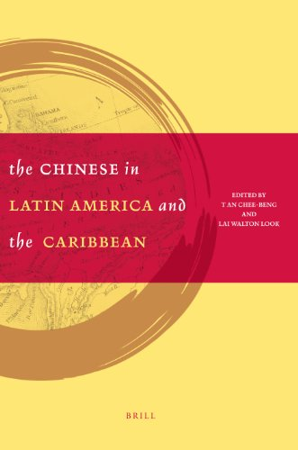 9789004182134: The Chinese in Latin America and the Caribbean