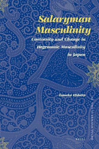 9789004183032: Salaryman Masculinity (Social Sciences in Asia)
