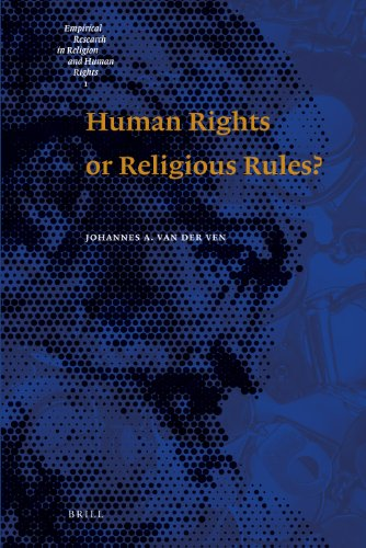 9789004183049: Human Rights or Religious Rules? (Empirical Research in Religion and Human Rights)