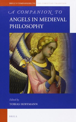 9789004183469: A Companion to Angels in Medieval Philosophy