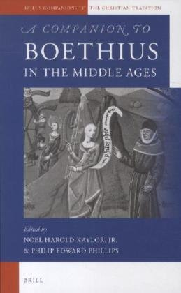 A Companion to Boethius in the Middle Ages (Hardback)