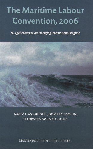 9789004183759: The Maritime Labour Convention, 2006