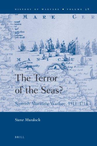 9789004185685: The Terror of the Seas? (History of Warfare (Brill))