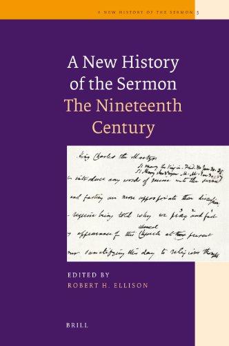 A New History of the Sermon: BRILL