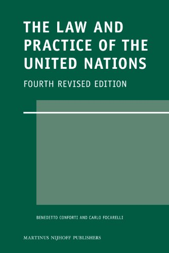 9789004186293: The Law and Practice of the United Nations (Legal Aspects of International Organization)