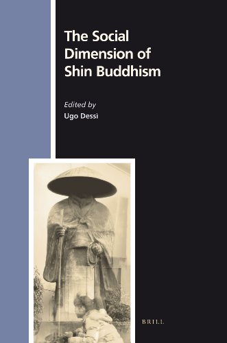 The Social Dimension of Shin Buddhism (Hardback)