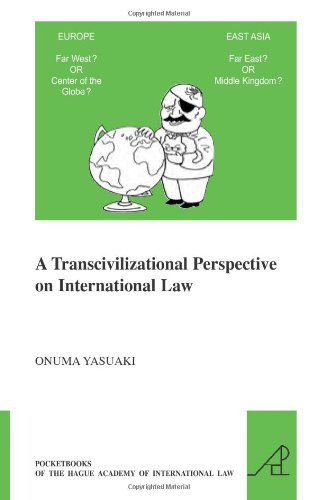 9789004186897: A Transcivilizational Perspective on International Law (Pocket Books of the Hague Academy of International Law//Les)