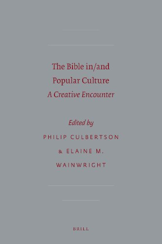 9789004186996: The Bible in/and Popular Culture (Sbl - Semeia Studies)
