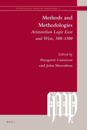 9789004188853: Methods and Methodologies: Aristotelian Logic East and West, 500-1500