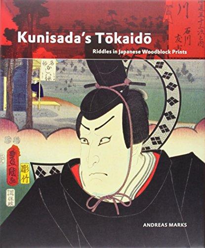 9789004191464: Kunisada's Tokaido: Riddles in Japanese Woodblock Prints