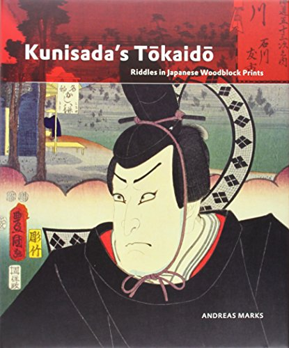 9789004191464: Kunisada's Tokaido: Riddles in Japanese Woodblock Prints