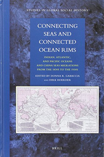 9789004193161: Connecting Seas and Connected Ocean Rims (Studies in Global Social History)