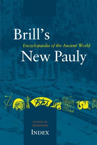 Brill's New Pauly, The Classical Traditi