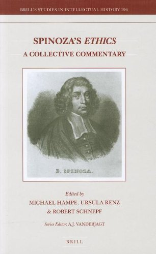 9789004194250: Spinoza's Ethics: A Collective Commentary (Brill's Studies in Intellectual History)