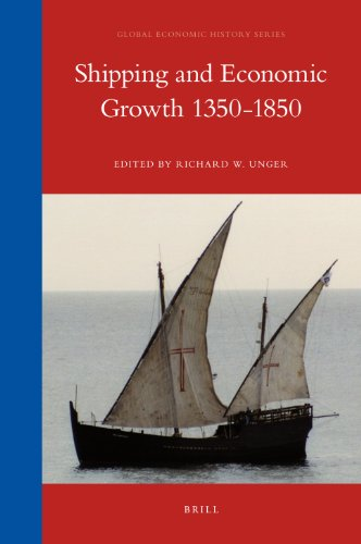 9789004194397: Shipping and Economic Growth 1350-1850