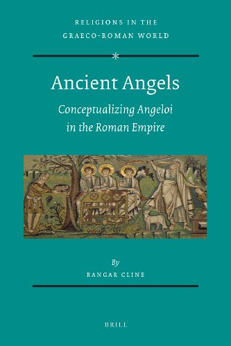 9789004194533: Ancient Angels (Religions in the Graeco-Roman World)