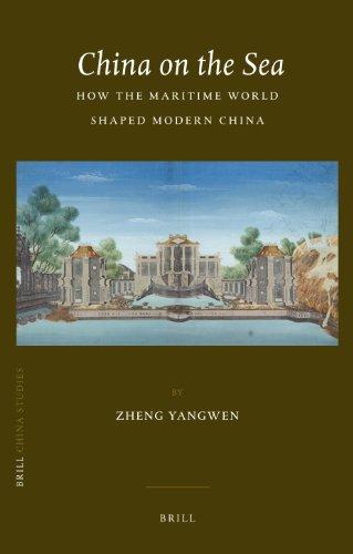 9789004194779: China on the Sea: How the Maritime World Shaped Modern China (China Studies)