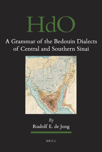 A Grammar of the Bedouin Dialects of Central and Southern Sinai (Handbook of Oriental Studies: ...