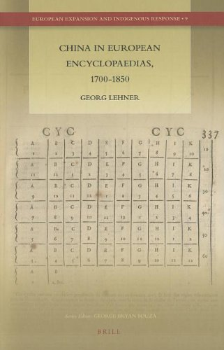 9789004201507: China in European Encyclopaedias, 1700-1850 (European Expansion and Indigenous Response)