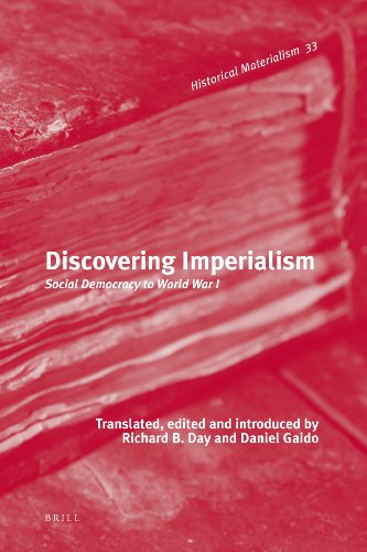 Discovering Imperialism (Historical Materialism Books (Haymarket Books)): Richard B. Day