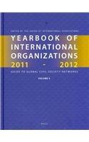 9789004203761: Yearbook of International Organizations 2011-2012 (Volume 5) (Yearbook of International Organizations / Yearbook of Intern)