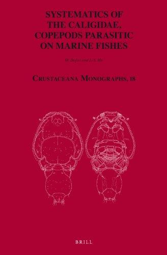 Systematics of the Caligidae, Copepods Parasitic on Marine Fisher: Dojiri, M./ Ho, J. S.