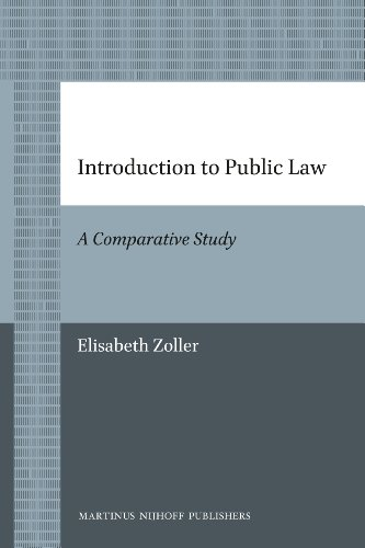 9789004205840: Introduction to Public Law (Brill's Paperback Collection)