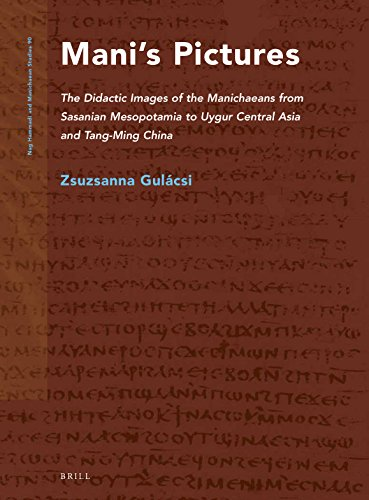 9789004209121: Mani's Pictures: The Didactic Images of the Manichaeans from Sasanian Mesopotamia to Uygur Central Asia and Tang-Ming China (Nag Hammadi and Manichaean Studies)