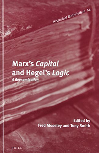 9789004209527: Marx's Capital and Hegel's Logic: A Reexamination (Historical Materialism Book)