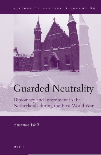 9789004209916: Guarded Neutrality (History of Warfare (Brill))