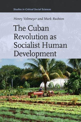 9789004210431: The Cuban Revolution as Socialist Human Development (Studies in Critical Social Sciences)