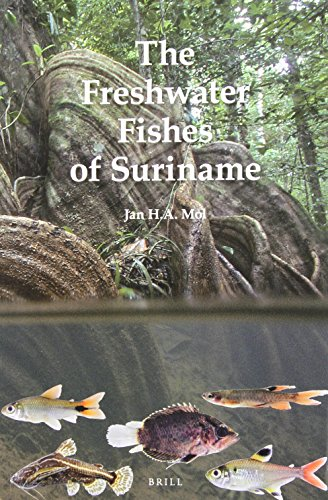 9789004210745: The Freshwater Fishes of Suriname (Fauna of Suriname)