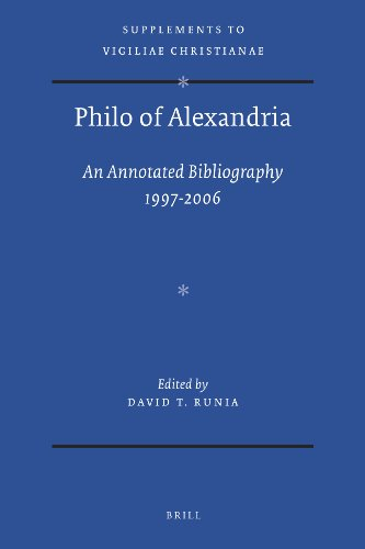 Philo of Alexandria (Hardcover): David T. Runia