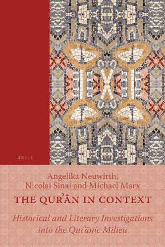 9789004211018: The Quran in Context (Texts and Studies on the Qur'an)