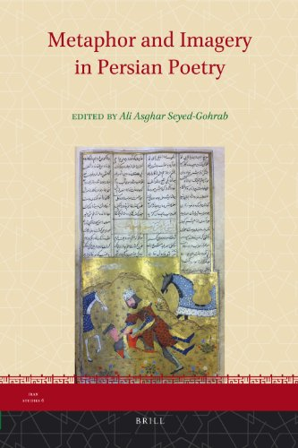 9789004211254: Metaphor and Imagery in Persian Poetry (Iran Studies)