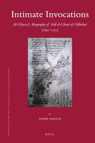 Intimate Invocations: Akkach, Samer