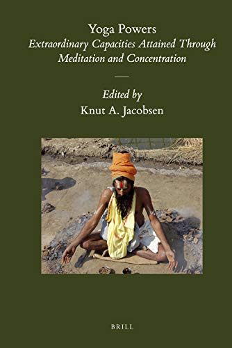 Yoga Powers (Brill's Indological Library) (9004212140) by Knut A. Jacobsen