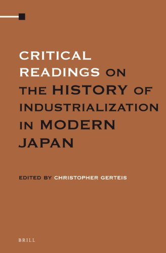 Critical Readings on the History of Industrialization: Christopher Gerteis