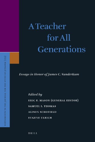 A Teacher for All Generations (2 vol.: Edited by Eric