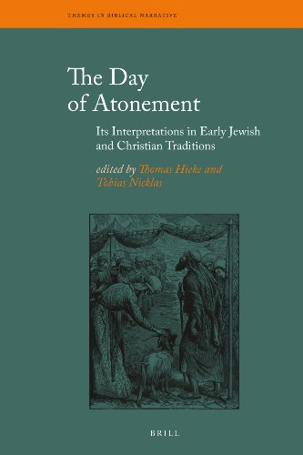9789004216792: The Day of Atonement: Its' Interpretations in Early Jewish and Christian Traditions