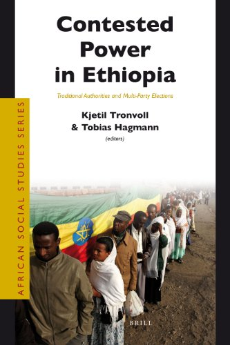 9789004218437: Contested Power in Ethiopia (African Social Studies)