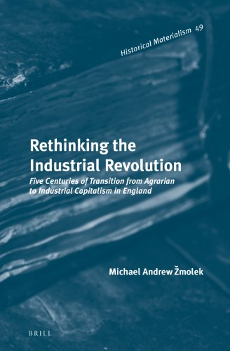 9789004219878: Rethinking the Industrial Revolution: Five Centuries of Transition from Agrarian to Industrial Capitalism in England (Historical Materialism Book Series)