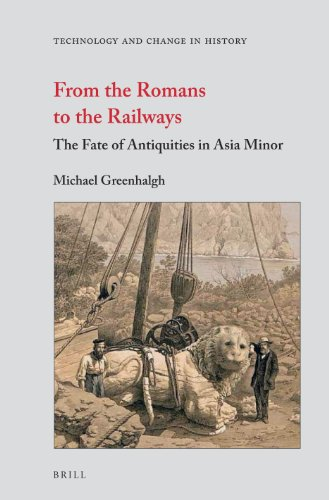 9789004222199: From the Romans to the Railways (Technology and Change in History)