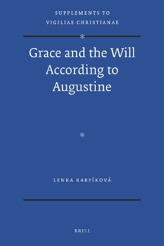 9789004225336: Grace and the Will According to Augustine (Supplements to Vigiliae Christianae volume 115)
